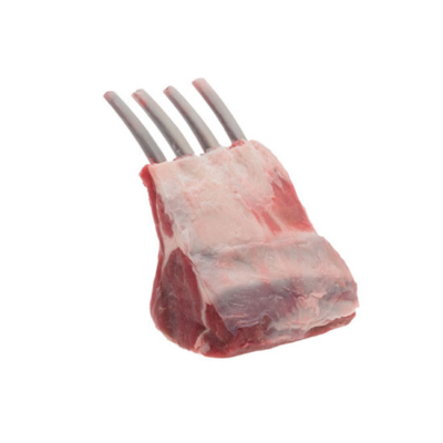 FRENCHED RACK 4 RIB